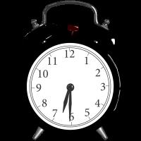 Morning HK Clock Chuah Chung-xi